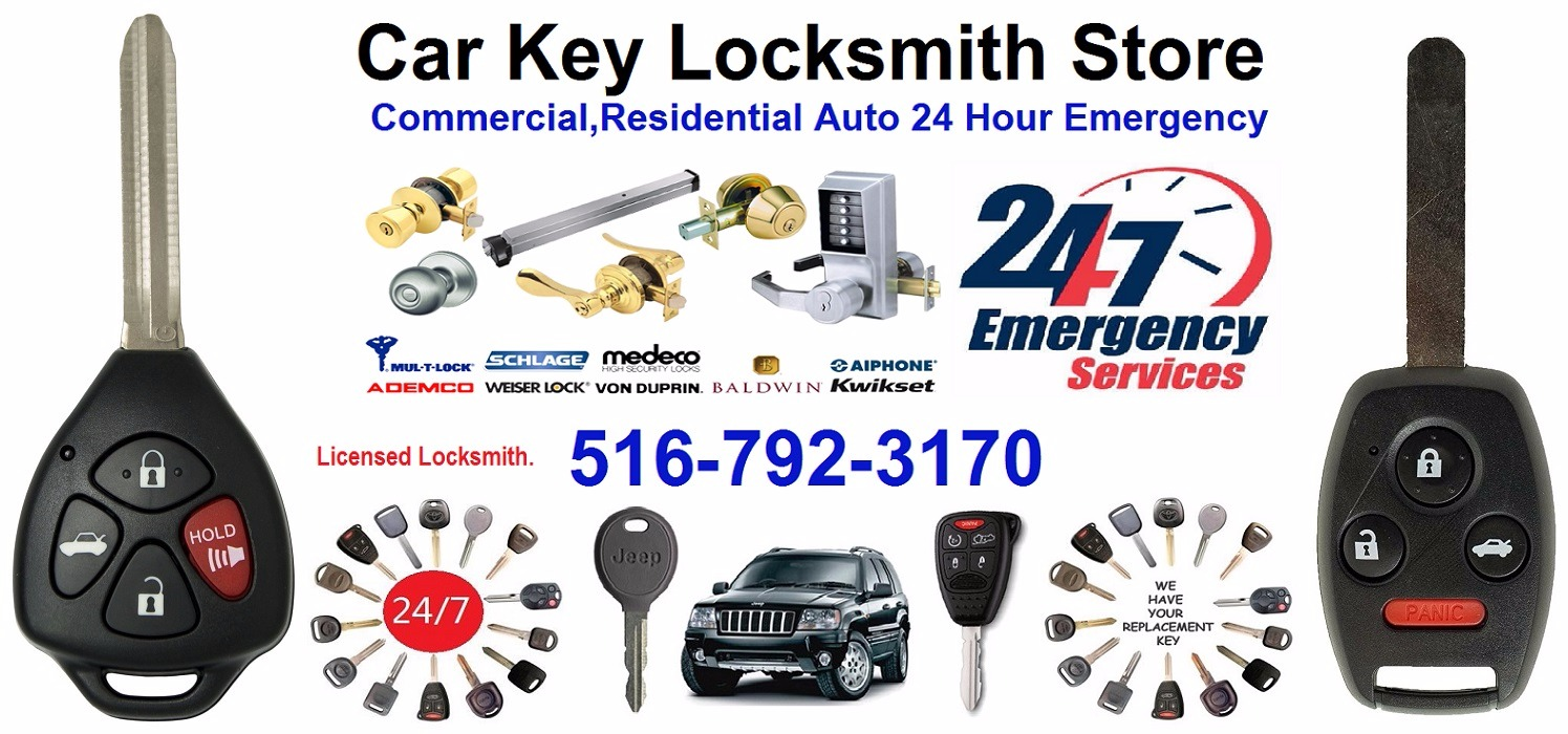 Car Key Lock Smith Store