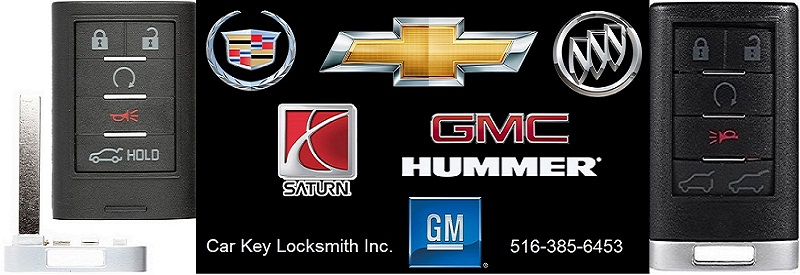 GM Auto Key Fob Replacement Near Me
