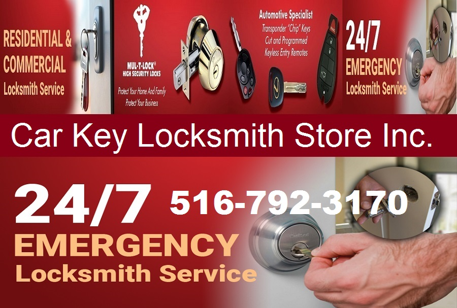 Car Key Locksmith Store Inc,
